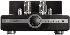 Synthesis A50T lntegrated stereo power tube amplifier BLack