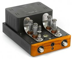 Unison Research TRIODE 25 CHERRY Black (USB DAC)