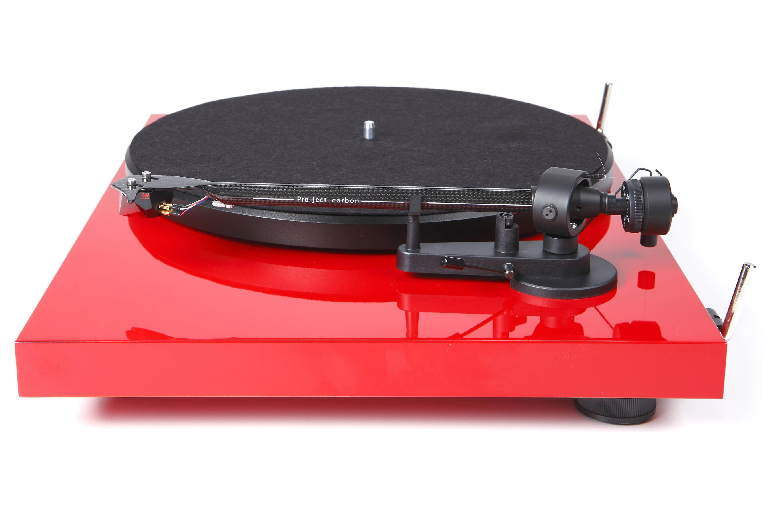 Pro-Ject DEBUT CARBON DC RED 2M RED