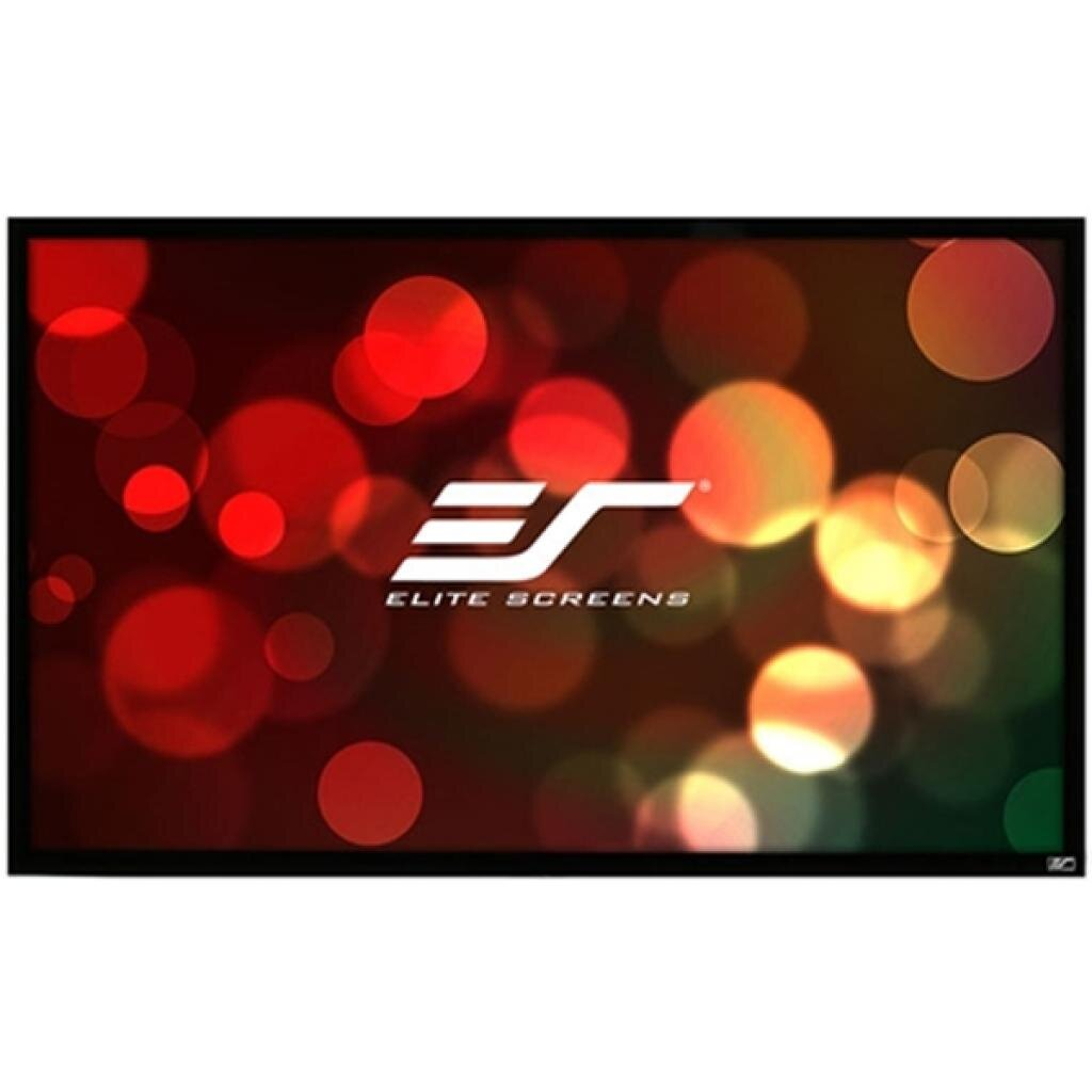 ELITE SCREENS R92WH1 wall-mounted projection screen
