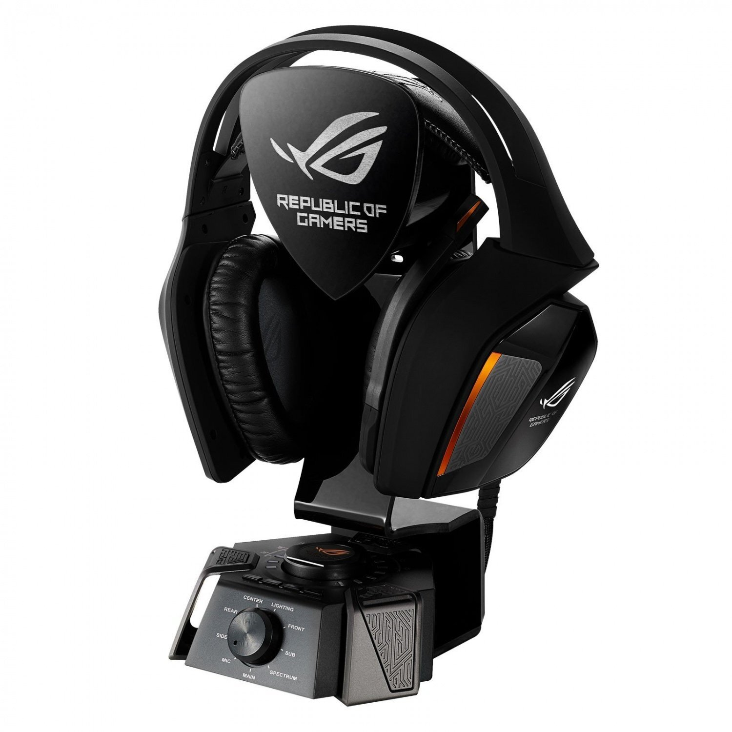Гарнітура ігрова ASUS ROG Centurion True 7.1 Surround Gaming Headset