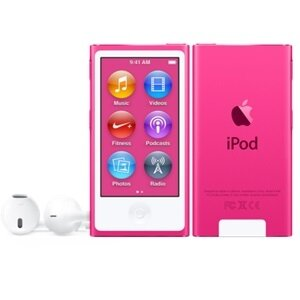MP3 плеєр Apple A1446 iPod nano 16GB Pink