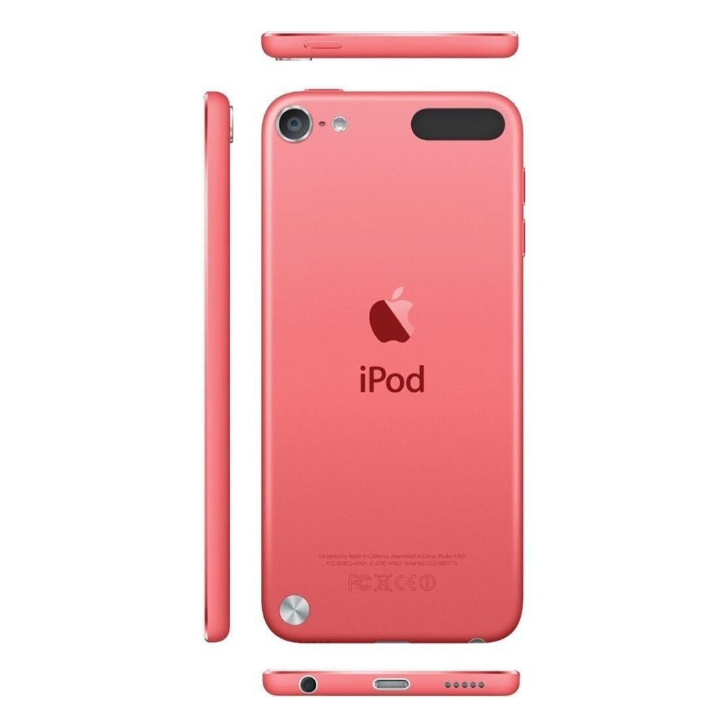 MP3/MPEG4 плеєр Apple A1421 iPod Touch 32GB Pink (5Gen)