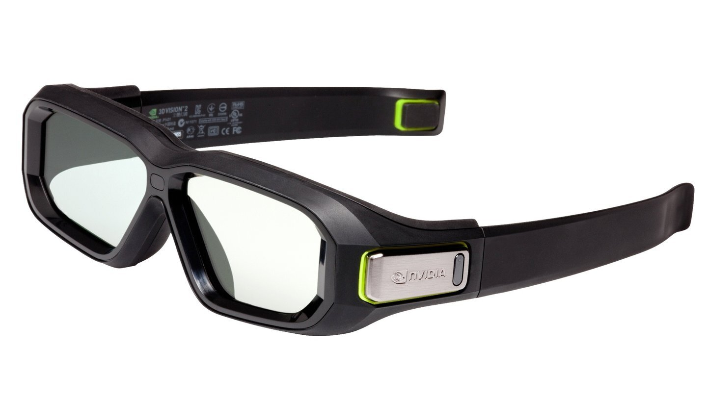Nvidia 3D VISION 2 wireless