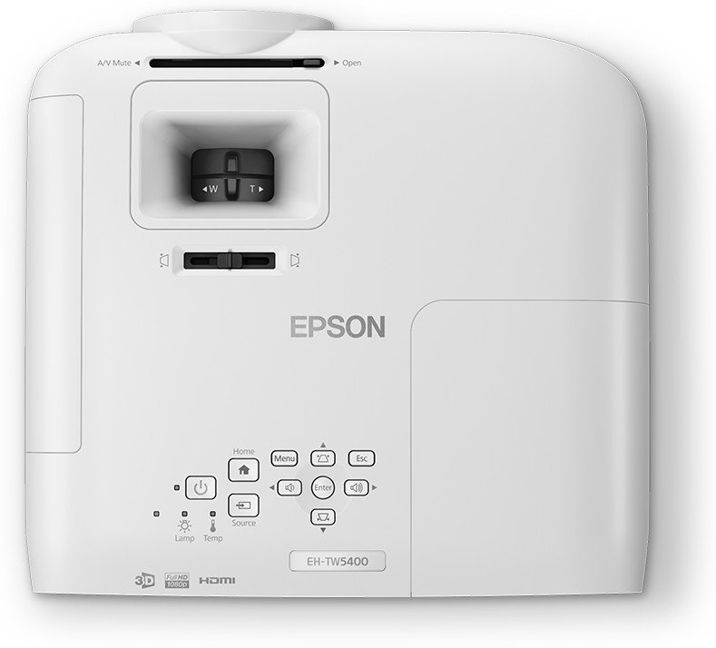 Epson EH-TW5400 Multimedia Projector (V11H850040)