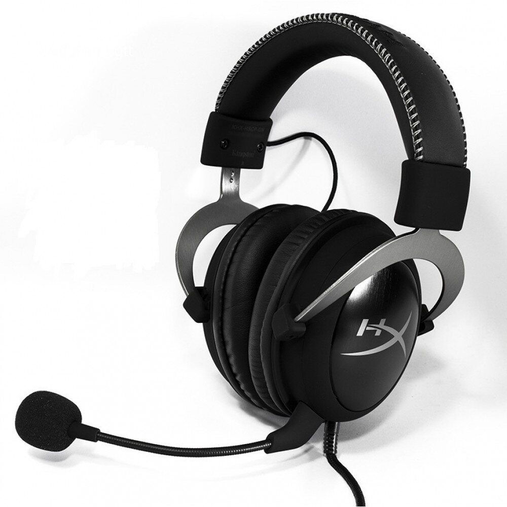 Гарнiтура HyperX Cloud II Gaming Headset Gun Metal