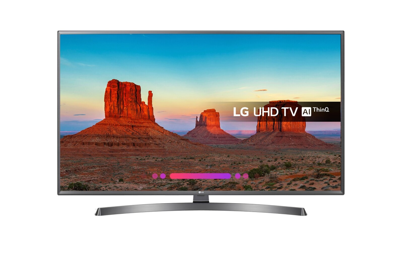 "Телевізор LED UHD LG 43"" 43UK6750PLD"