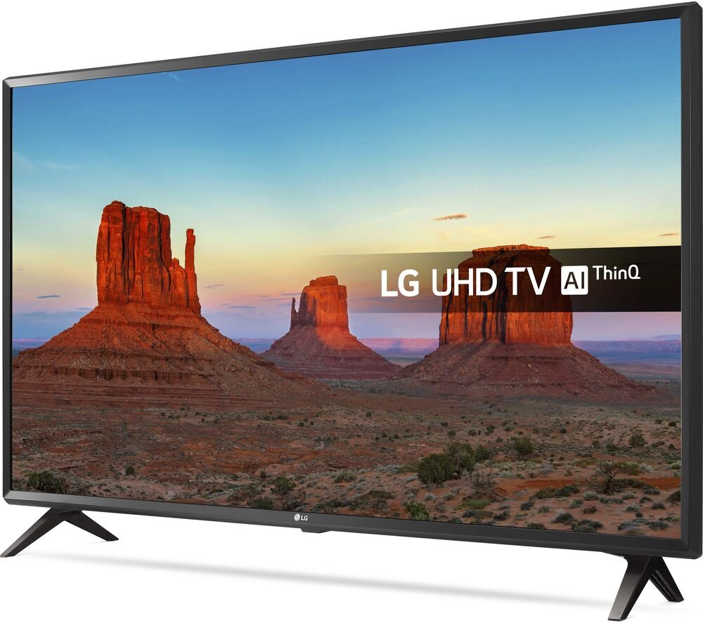 "Телевізор LED UHD LG 49"" 49UK6300PLB"
