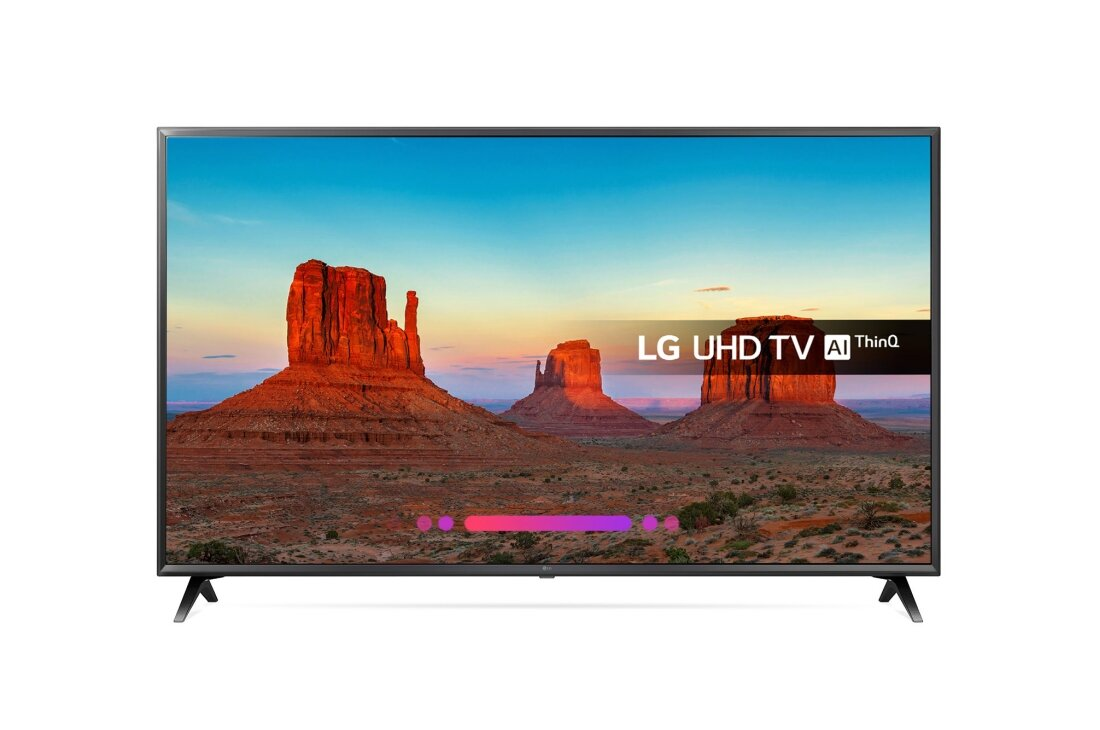 "Телевізор LED UHD LG 55"" 55UK6300PLB"